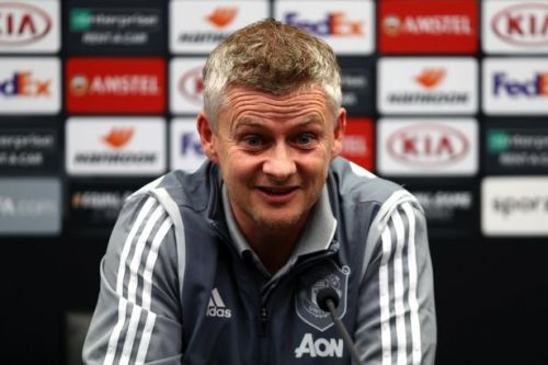 Ole Gunnar Solskjaer admits Man Utd fears ahead of Europa League showdown