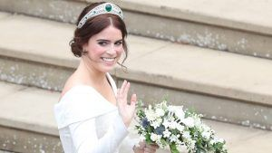 Sarah Ferguson shares a beautiful unseen photo from Princess Eugenie's wedding