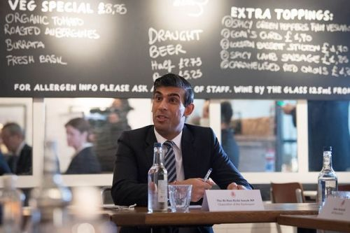 Pub in Rishi Sunak's seat bars him for life for voting down kids' free meals