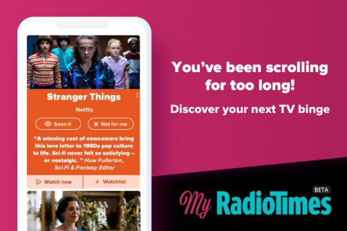 Introducing MyRadioTimes - TV, film and news recommendations just for you