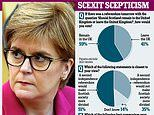 Fewer than three in ten Scots support second independence referendum