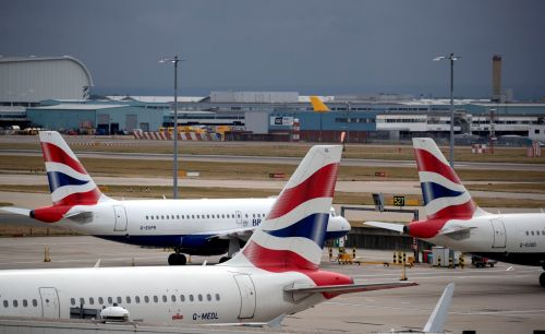 Plot to shut down Heathrow with drones foiled by 'technical glitch'