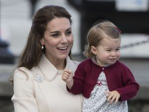 A previously unseen photograph of Princess Charlotte is the most special to Kate Middleton