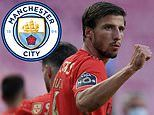 Manchester City close in on £50m move for Benfica star Ruben Dias