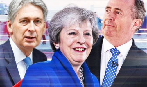 BREXIT BOOST: Hammond to announce £100million investment as UK secures post-Brexit future