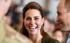 Kate Middleton's response to a little girl's question about princesses is going viral
