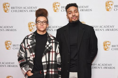 Jordan Banjo gets DMs from female fans begging him to set them up with Diversity star Perri Kiely