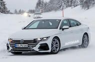 Volkswagen Arteon R: 2020 hot saloon will be joined by Shooting Brake