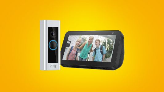 This Ring Doorbell Echo Show combo deal is ideal for improving home security