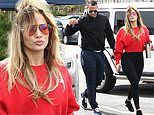 Jennifer Lopez is 'really really hungry' at the gym with Alex Rodriguez