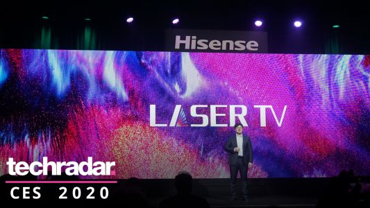 Hisense sees a bright future for Laser TVs, but when will they be affordable?