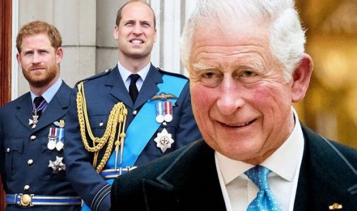 Prince Charles receives touching Father's Day message from William - but NOT from Harry