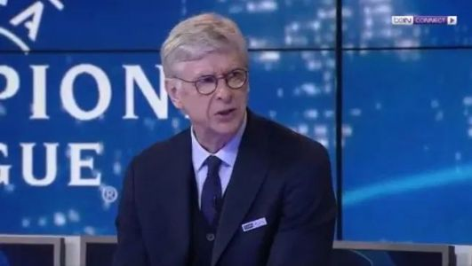 """Chelsea broke """"rule number one"""" in Champions League defeat says Wenger"""