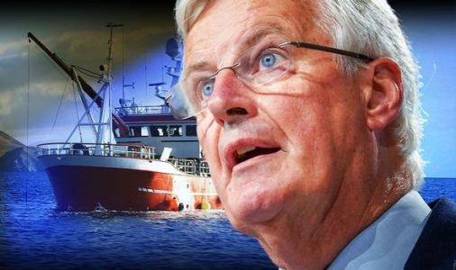 Fishing chief erupts at EU's demand for access to UK waters - 'Will not accept anything!'