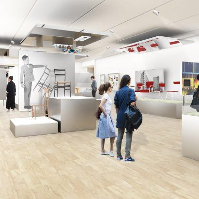 OMA to renovate galleries in Gio Ponti's Denver Art Museum