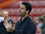 Arsenal boss Arteta insists Liverpool are the level his side have to reach as they return to Anfield