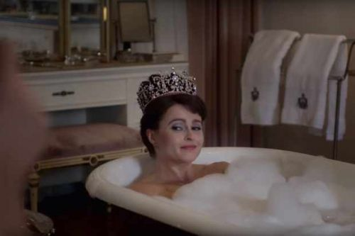 The Crown's Helena Bonham Carter on playing Princess Margaret: 'The license to behave badly was fantastic'