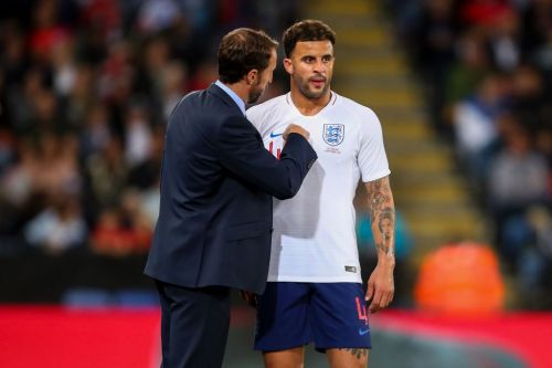 Furious Gareth Southgate 'ends Kyle Walker's England career' over coronavirus lockdown rule break