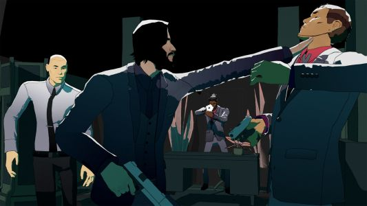 John Wick Hex was designed as a John Wick game from the start