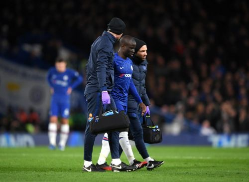 Chelsea boosted by Tammy Abraham return to face Tottenham but N'Golo Kante out for three weeks