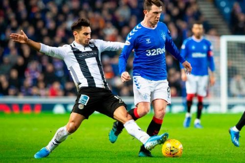 Rangers' clash with St Mirren moved to accommodate Europa League tie