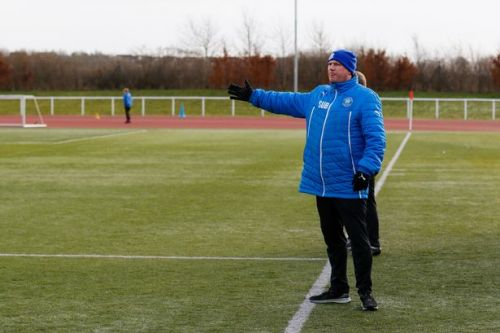 Carluke Rovers boss says money's not an issue for players, even without fans