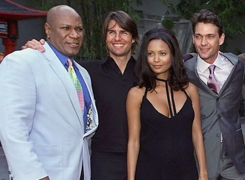 Thandie Newton Reveals 'Scary' Experience Working With 'Dominant Individual' Tom Cruise