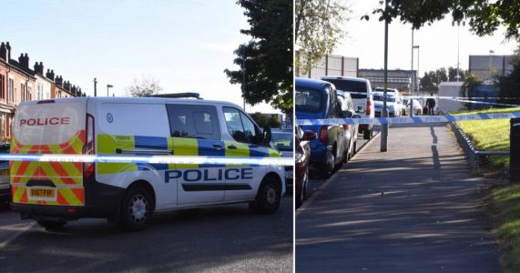 Birmingham shooting: Masked gang attacked men in their car with knives and a gun