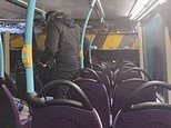 Bus passenger suffers life-threatening injuries when driver tries to go under low bridge