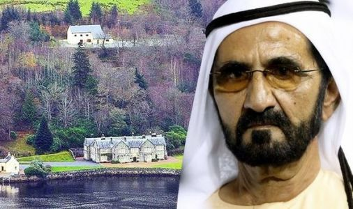 Billionaire ruler of Dubai WINS neighbour row to build luxury lodge on his estate