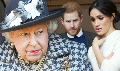 'Deeply disappointed!' Queen's rage at Meghan and Harry's behaviour revealed