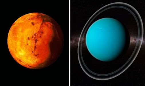 Mars and Uranus conjunction: How to see the planet's in the sky