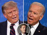 PIERS MORGAN: Biden 'won' sham of a debate but only because vile Trump was even worse