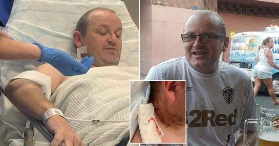 Taxi driver stabbed in neck by customers who couldn't pay £3 fare