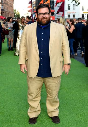 Nick Frost Admits He Turned Down Star Wars Role: 'The Pay Was Rubbish'