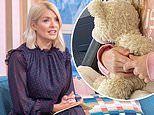 Holly Willoughby appeals for help to find her daughter Belle's lost teddy bear