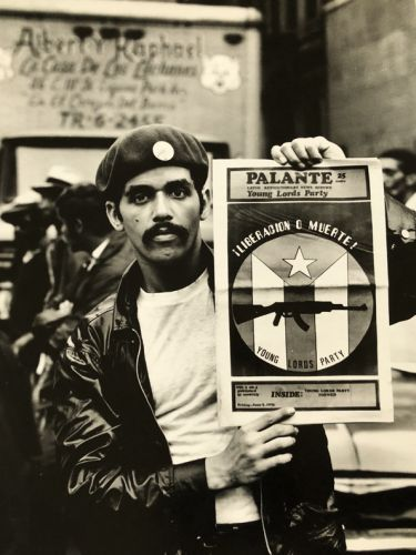 50 years on: the enduring legacy of Young Lords Party