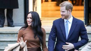 Harry and Meghan have reportedly left Canada and are settling down in California