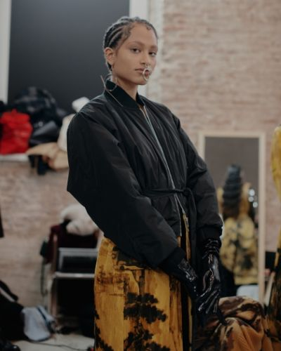 Milan Fashion Week AW19 - an interview with Act n°1