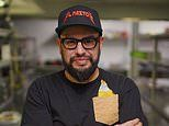 Food Network celebrity chef Carl Ruiz died in his sleep from a heart attack at the age of 44
