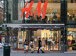 H&M announces plans to axe 170 stores across Europe this year after sales are hit by coronavirus