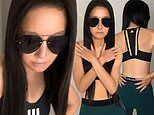 Vera Wang proves age-defying as she flaunts toned physique in a crop top ahead of 71st birthday
