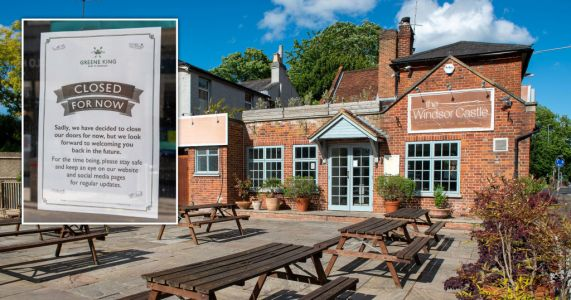 Pubs with beer gardens will be first to reopen