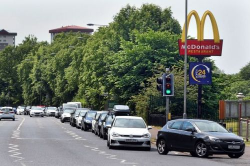 McDonald's confirms drive-thru rules for people considering walking to get meals