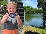 Body of boy, five, who went missing on Memorial Day from Ohio campground is pulled from lake