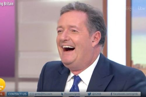 Piers Morgan confesses Vinnie Jones called him a 'b*****d' in birthday card