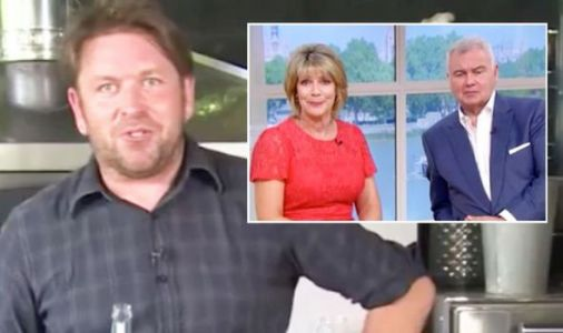 James Martin issues apology to Ruth and Eamonn over This Morning cooking 'error'