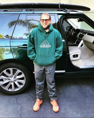 Jonah Hill is collaborating with adidas