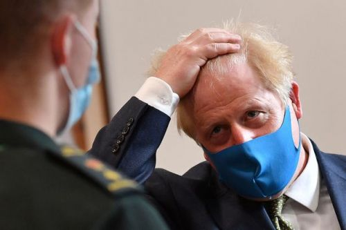 How The Tories Spent Four Months Screwing Up Their Message On Face Coverings