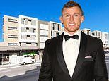 Sold! Todd Carney makes a tidy profit after offloading his one-bedroom investment apartment